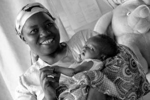 Novorozeně - nemocnice Itibo.